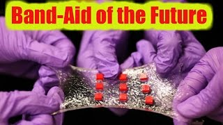 This Smart Hydrogel-based Wound Dressing could be the Band-Aid of the Future