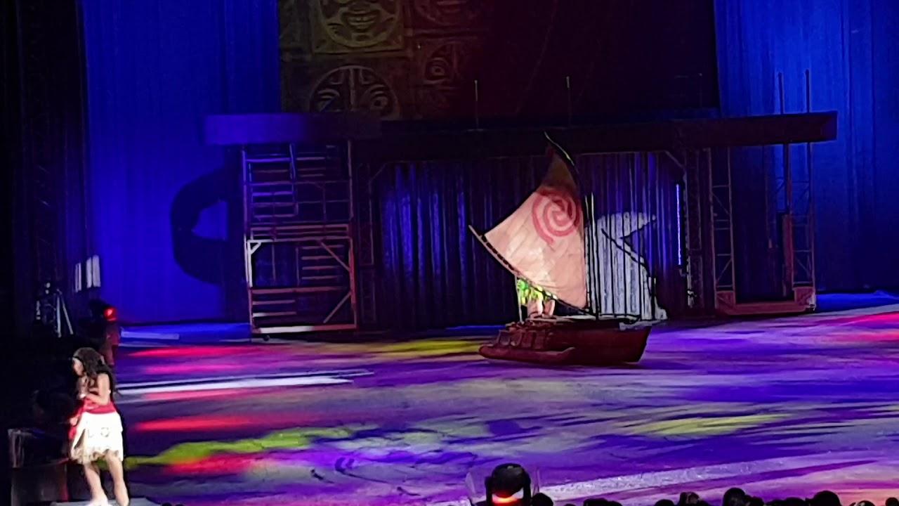 Disney On Ice Jakarta 2019 Ice Bsd Youtube