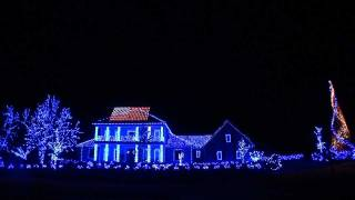 2011 Christmas Lights- Thank You Troops and Veterans!  Thanks for Your Votes!