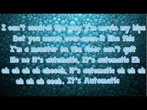 Automatic- Nicki Minaj LYRICS