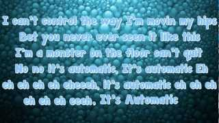 Automatic- Nicki Minaj LYRICS