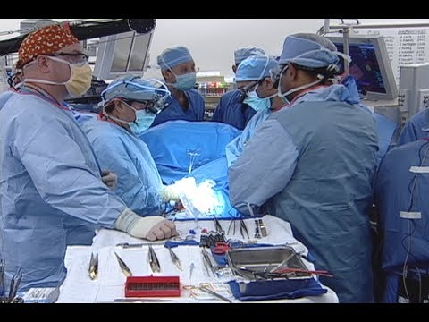 Repair Of A Complex Congenital Cardiac Defect - Boston Children's Hospital