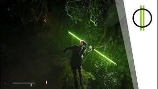 Star Wars Jedi: Fallen Order bemutató (KiberMa 78. adás)
