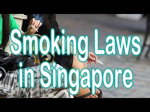 Smoking Laws in Singapore