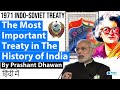 1971 war India Russia Defence Pact Explained   Current Affairs
