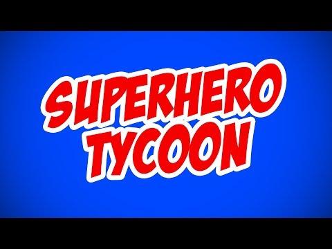 SUPERHERO TYCOON! - Tycoon Tirsdag Livestream!