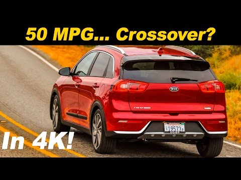 2017 Kia Niro Review and Road Test DETAILED in 4K UHD!