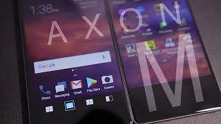 ZTE AXON M   Foldable Dual Screen Phone