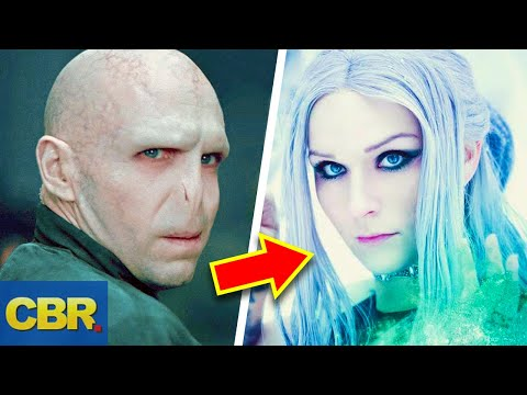 20 Things You Didn't Know About Voldemort's Daughter Delphini