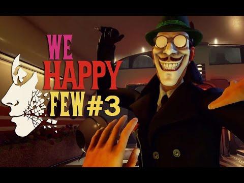 We Happy Few Clockwork Update l Part 3