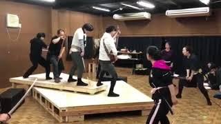12/20〜24日に上演される青年座スタジオ公演、眞田風雲録のキャストを紹...