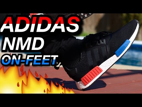 """""""OG"""" Adidas NMD W/ ON-FEET REVIEW"""