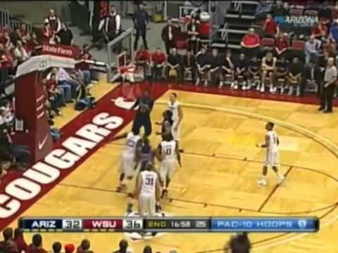 2010:2011 Arizona Basketball @ WSU.m4v
