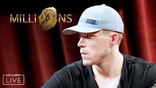 MILLIONS UK 2018 | NLH Main Event Final Table | FULL STREAM | Tournament Poker | partypoker