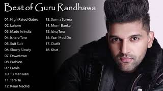 Best of Guru Randhawa | Punjabi Juxebox | Latest Punjabi Songs 2020