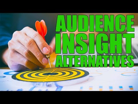 How To Find Interests For Facebook Advertising Campaigns   Audience Insights Alternative