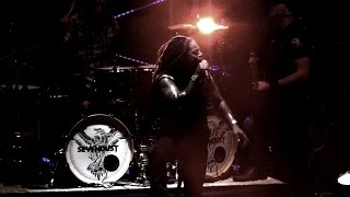 Sevendust LIVE HD Full 2015 US Cellular Cedar Rapids, IA