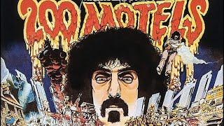 200 Motels Movie Trailer Frank Zappa Ringo Starr Mothers of Invention
