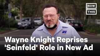 Wayne Knight Reprises 'Seinfeld' Role to Encourage Mail-In Voting| NowThis