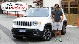 Jeep Renegade 2015 Test Sürüşü - Review (English subtitled)
