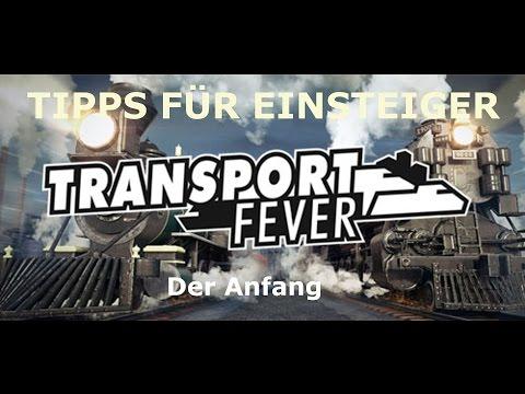 TRANSPORT FEVER TIPPS FÜR EINSTEIGER | Der Anfang
