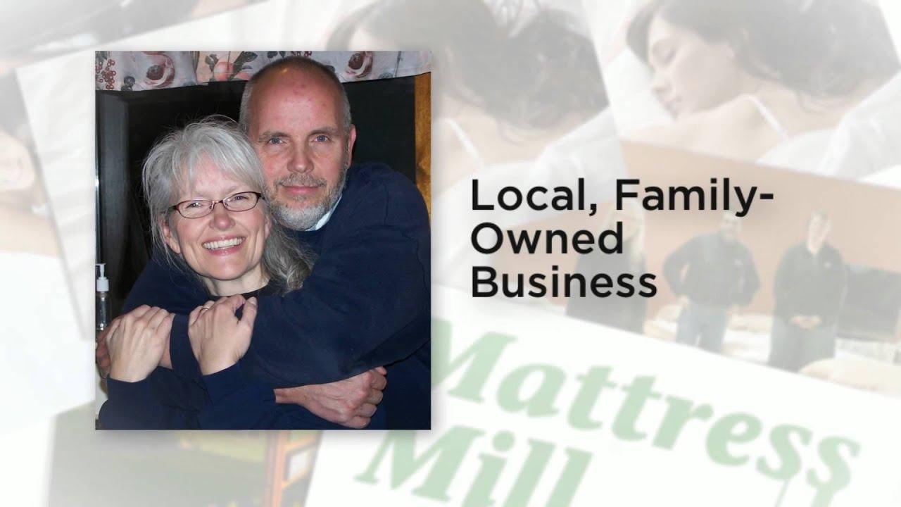 Mattress Mill Bozeman Montana