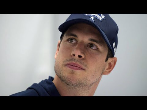 Sidney Crosby opens up about his concussions