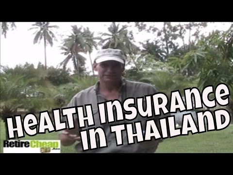 Thailand Average Health Insurance Prices