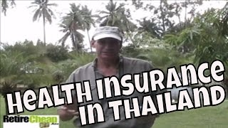 Thailand Average Health Insurance Prices