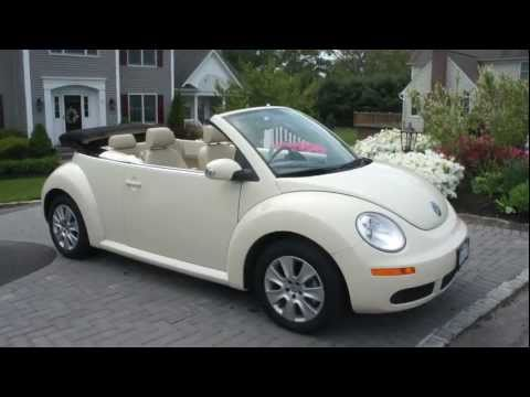 2009 VW New Beetle Convertible For Sale~Only 4000 Miles!~~SOLD~~