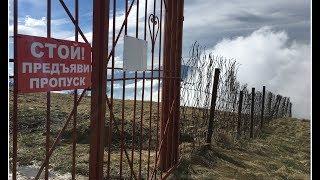 Пропуск в Облака . Мужской Монастырь . Северная Осетия