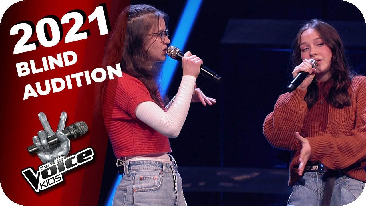 Julia Michaels Issues Alicia Jasmina The Voice Kids 2021 Blind Auditions Youtube