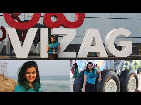 Best Places to Visit in Visakhapatnam (Vizag) Part 1