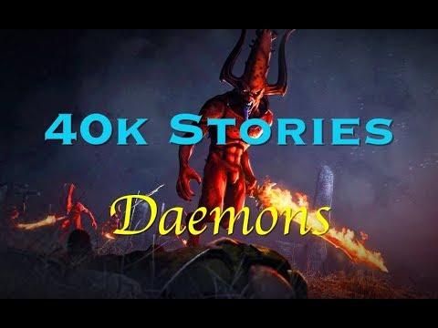 40k Stories: Daemons