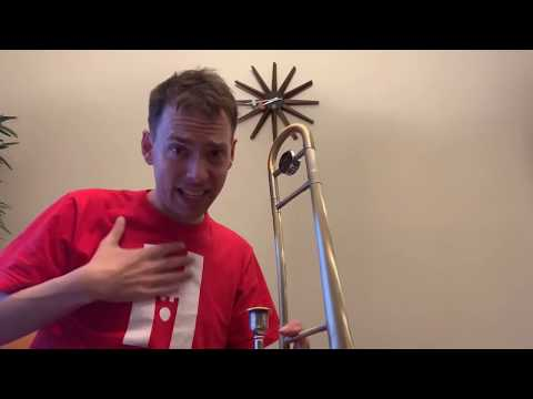 Using air effectively - trombone