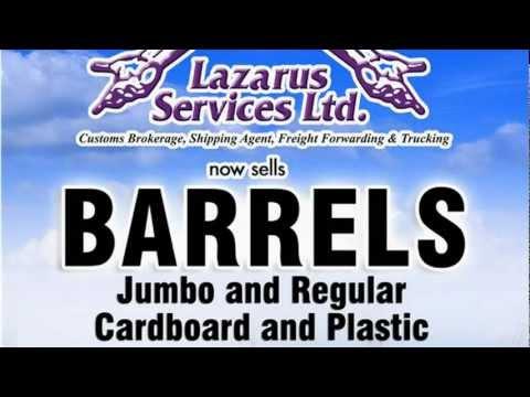 Lazarus Shipping