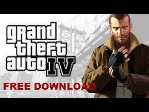 Grand Theft Auto IV Free Download ------ (NO STEAM) GTA IV Download Torrent For Free. 100% Authentic