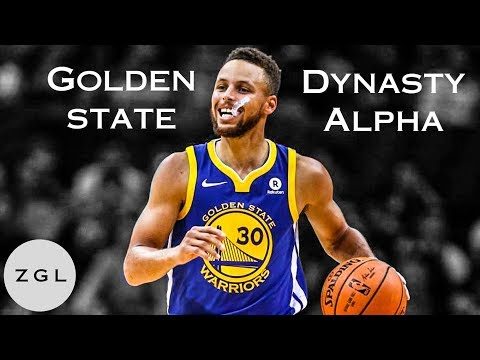 Stephen Curry Mix - Golden State Dynasty Alpha