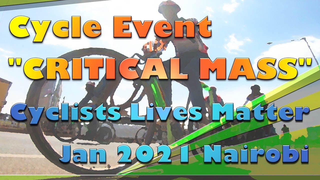 ナイロビの自転車イベント、その2