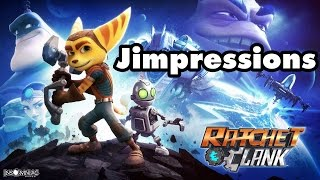RATCHET AND CLANK - The Game Of The Movie Of The Game