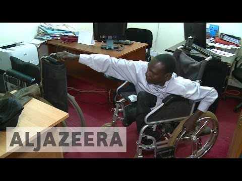 Kenya looks to boost employment for the disabled
