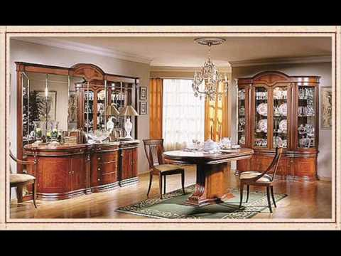 Muebles clasicos con estilo propio youtube for Catalogo de muebles de salon en merkamueble