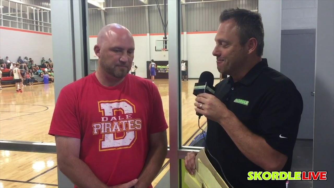 Dale Coach Eric Smith