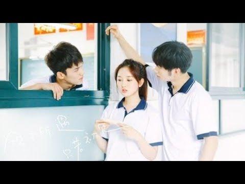 Korean mix Hindi Love songs 2018 - Korean cute school love story 2018