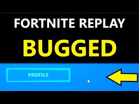 Fortnite Chapter 2 Replay Mode BUGGED (Where Is Replay Mode In Fortnite)!