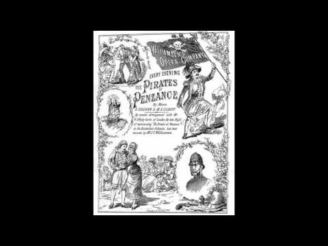 Arthur Sullivan  The Pirates of Penzance Overture