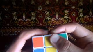 Как собрать кубик Рубика? Видеоурок №7