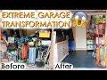 EXTREME GARAGE TRANSFORMATION | DECLUTTER + KONMARI  |  GARAGE TOUR