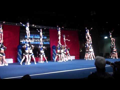 2012 ECE J5 Day 2 Spirit Cheer Hartford, CT