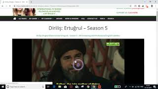 [TUTORIAL] How to Download DIRILIS Ertugrul Videos with English Subtitles and Watch Offline
